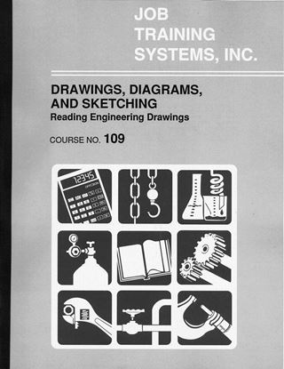 Picture of Reading Engineering Drawings =Course No. 109