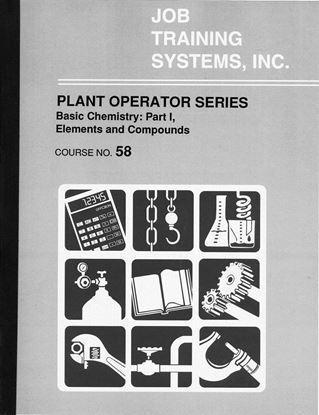 Picture of Plant Operator Series – Basic Chemistry - Course No. 58