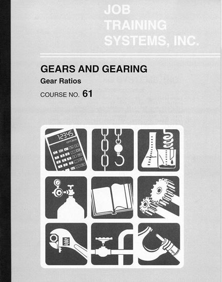 Picture of Gears and Gearing – Gear Ratios - Course No. 61