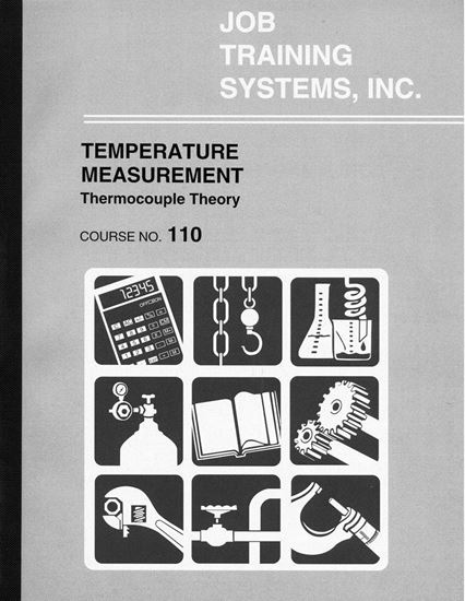 Picture of Temperature Measurement – Thermocouple Theory -Course No. 110