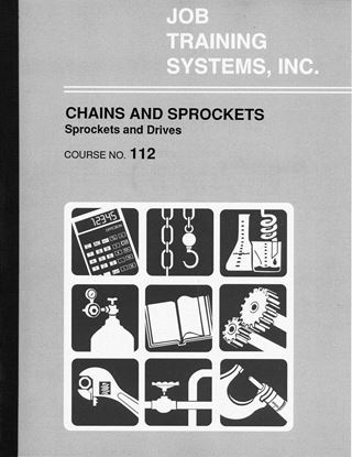 Picture of Chain and Sprockets – Sprockets and Drives - Course No. 112