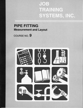 Picture of Pipe Fitting - Measurement and Layout - Course No. 9