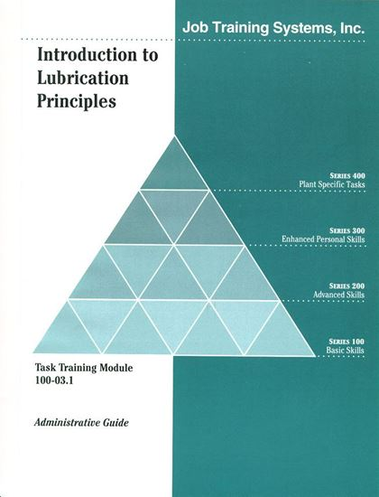 Picture of 100-03.1A Introduction to Lubrication Principles - Administrative Guide