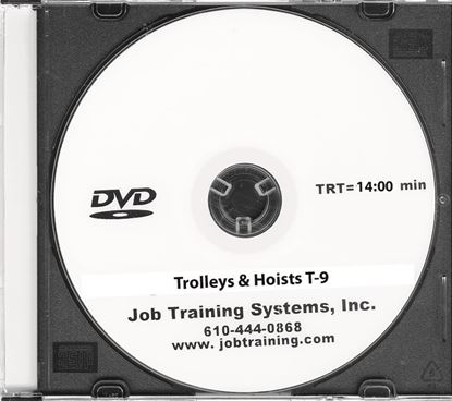 Picture of Trolleys & Hoists - DVD No. T-9