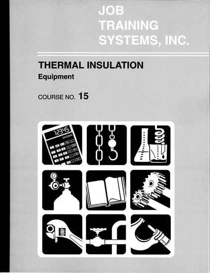 Picture of Thermal Insulation - Equipment - Course No. 15