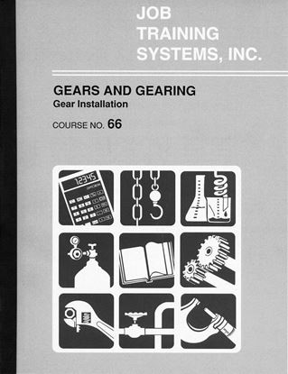 Picture of Gear and Gearing – Gear Installation - Course No. 66