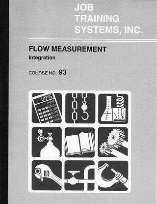 Picture of Flow Measurement – Integration - Course No. 93