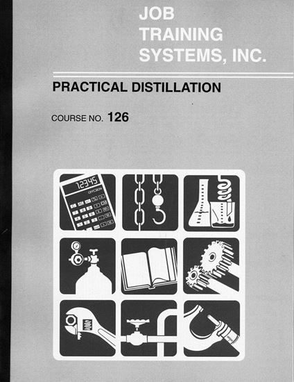 Picture of Distillation – Practical Distillation - Course No. 126