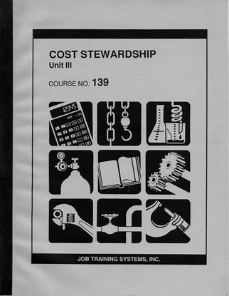 Picture of Cost Stewardship – Unit 3 - Course No. 139