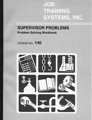 Picture of Supervisory Problems - Course No. 140