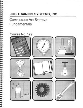 Picture of Compressed Air Systems – Fundamentals Course No. 129
