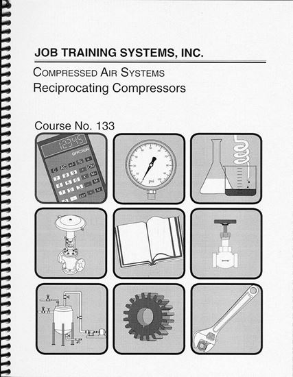 Picture of Compressed Air Systems – Reciprocating Compressors - Course No. 133