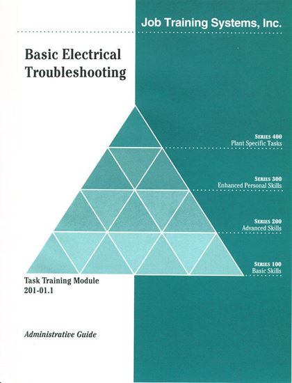 Picture of 201-01.1A  Basic Electrical Trouble Shooting - Administrative Guide