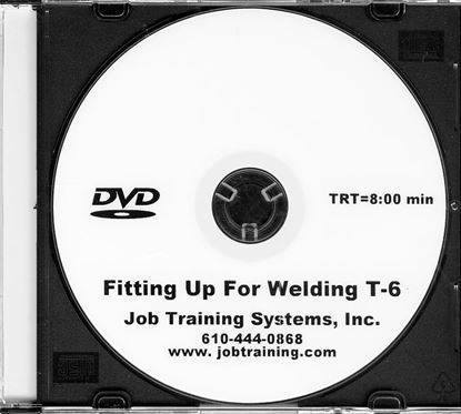Picture of Fitting Up for Welding - DVD No. T-6