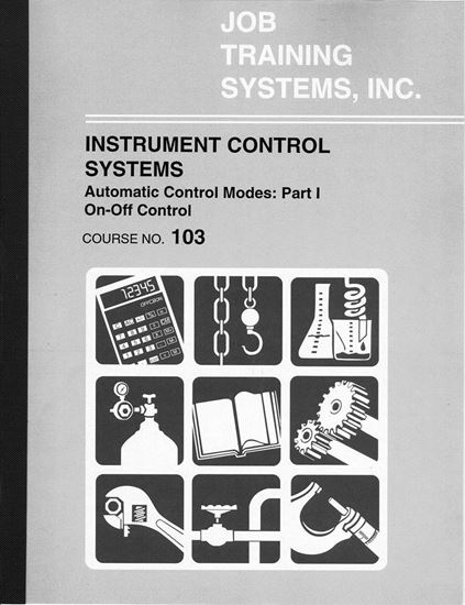 Picture of Modes of Instrument Control - Course No. 103