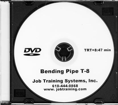 Picture of Bending Pipe - DVD No. T-8